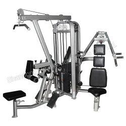 Sports de remise en forme de la machine Station Multi Jungle trois salle de gym professionnelle de l'équipement