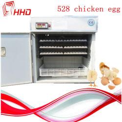 충분히 500의 계란 자동적인 싼 닭 계란 부화기 (YZITE-8)