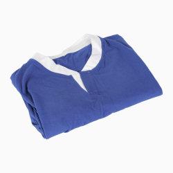 Pyjama pour les femmes satin de coton Vêtements de nuit Vêtements de nuit des hommes