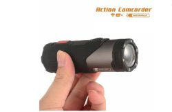 Soocoo C20ws WiFi caméra casque de moto vélo Action étanche HD 1080p