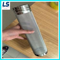 Из нержавеющей Seel Precision цилиндр фильтра / фильтр для трубки масляного фильтра/ жидкости фильтра