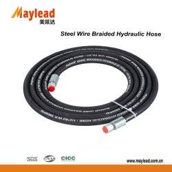 De Hydraulische RubberSlang van uitstekende kwaliteit van de Hoge druk