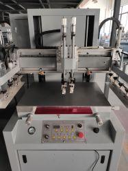 Machine van de Druk van de Serigrafie van de Fabriek van China de Semi Auto Vlakke met Goedkopere Prijs