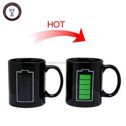 Kleur die de Magische Mok van de Koffie met Grafische Batterij veranderen