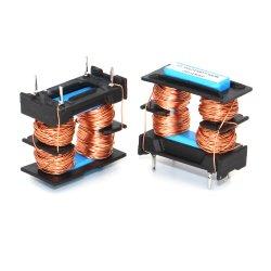 Le châssis de base de la bobine inductance à mode commun pour les lignes électriques