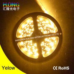 شريحة مرنة LED ملونة عالية السطوع RGB LED باللون الأحمر والأخضر والأزرق (RGB) طراز IP20 SMD5050 60 مصباح LED بقوة 14.4 وات، شريط DC12 فولت