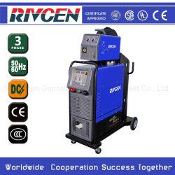De Dubbele Impuls van gelijkstroom en de Volledige Machine van het Lassen van de Digitale Controle, Argon & het Gas van Co2, het Nauwkeurige Lassen van het Aluminium