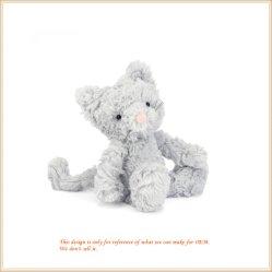 박제 그레이Cat 스탠드형 장난감 맞춤형 아동용 장난감