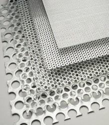 ASTM B265 Grade 2 Gr 2 чистого титана перфорированный лист для промышленного использования из Китая поставщика