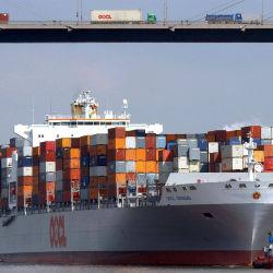 China-Seeverschiffen-Verdichtung von Shanghai nach UAE