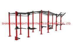 Td10 des équipements de gym/Commercial Croix multifonction de la formation Mettre en place une salle de Gym Fitness Crossfits Rack d'alimentation