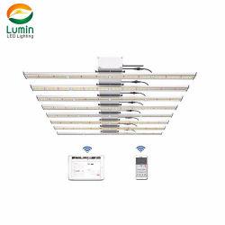 完全なスペクトルのパネル制御400W 640W 800W時間設定LEDは温室植物の成長のために軽く育つ