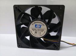 Jsl 120*120*38mm DC 12V 6000tr/min du ventilateur de refroidissement ventilateur d'appoint d'échappement avec Fg PWM GMV de ventilation