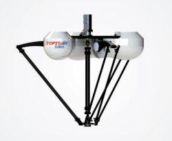 Новый 4 Dof параллельных робота для упаковки производственной линии