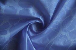 tessuto impermeabile di nylon della stampa 15D per giù il rivestimento/Windbreaker chiaro