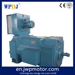 900kw 1200HP 550V 816tr/mn moteur électrique à courant continu de brosse