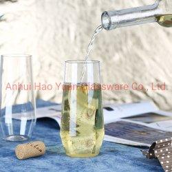 Небьющийся Highball прямой питьевой стеклянные чашки 14oz