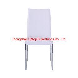 Conception simple cadre de fer généreux avec coussin rembourrés chaise pour mariage (SP-LC219)
