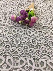 Broderie Mech dentelle de coton doux accessoires du vêtement H