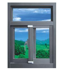 Portelli della lega di alluminio di Foshan e vetro in opposizione standard dell'isolamento acustico della finestra dell'Australia della fabbrica di Windows