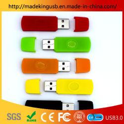 Neue Feld-buntes Plastik-USB-Blitz-Laufwerk/Speicher-Stock