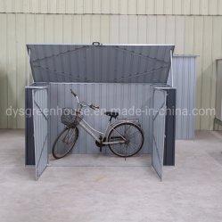 移動可能な、ロックできる庭の金属のバイクの小屋(BS7'X3')
