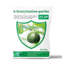 고속 배송 FAO 아그로케미칼 6 - 벤자라미노 - 퓨린 2% SP 플랜트 성장 조절기