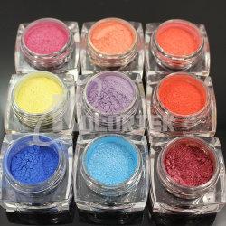 Polvo suelto Kolortek cosméticos de Color de pigmento de la Fundación