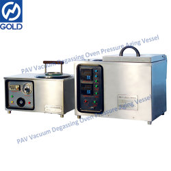 Systems-Vakuumentgasung-Ofen-Druck-Aushärtungs-Behälter des Bitumen-PAV