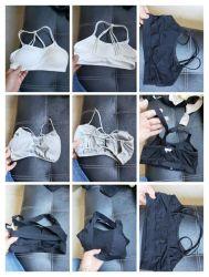 Sacs de vêtements usagés Chapeaux Chapeaux foulard des chaussures en cuir