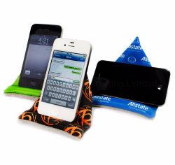 Houder van de Telefoon van de Desktop van Microfiber van de Hand van de Gift van de bevordering de Luie Mobiele (MA022)