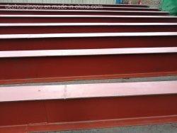 Secção H de aço para a construção em aço