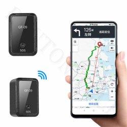 GF09 Mini en Tiempo Real Global WiFi/GSM/GPRS Lbs Dispositivo de seguimiento GPS Tracker