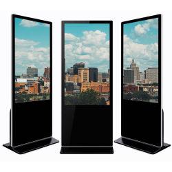 Affichage LCD Android autostable de la publicité pour l'hôtel Le lobby de signalisation numérique