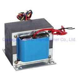 Ei transformador do tipo indutor de energia elétrica de baixa frequência indutor do afogador