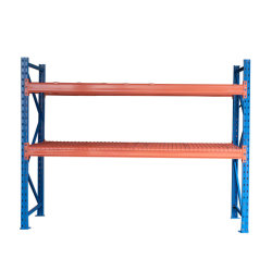 무거운 유형 선반 깔판 조정가능한 강철 선반설치 저장 선반 선반