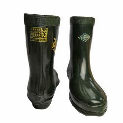 Резиновые сапоги изолированные рабочие ботинки для окружающей среды