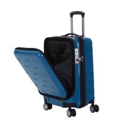 디자이너 팩토리 고품질 PC 트롤리 케이스 백 프론트 포켓 노트북 여행용 가방(XHP122)
