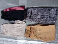 Het gebruikte Kledende Strand hijgt Korte Jeans gebruikte Kleren