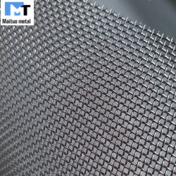 2mesh-300mesh het roestvrij staal Geweven Scherm van het Netwerk van de Draad 304 316 316L