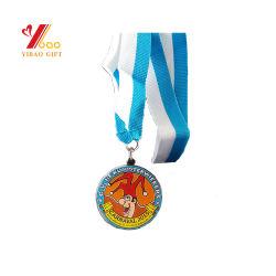 La coutume antique métal Bronze Médaille militaire pour l'événement (YB-C-032)