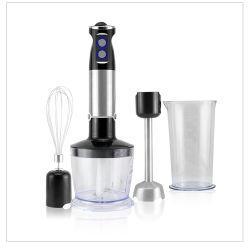 acier inoxydable électrique mini-mixeur plongeant d'immersion pour appareil de cuisine