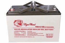 batterie profonde del gel del ciclo di 12V 100ah per il ventilatore