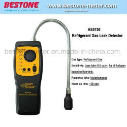 Détecteur de gaz halogène, de la main Détecteur de fuite de réfrigérant de climatiseur, le chlore fluor comme5750 du détecteur de fuite de fluide réfrigérant