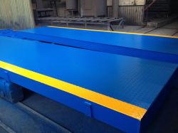 acciaio ad alta resistenza del camion di 80t 18m Pitless della bascula a ponte elettronica della scala