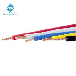 Faible émission de fumées et zéro halogène LSZH Lsoh le fil électrique H05Z-U H07Z-R