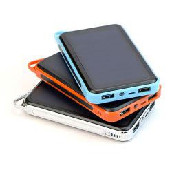 Allpowers 15000mAh banco de Energia Solar Solat Powerbank carregador da bateria para iPhone 4S 5 5s iPhone se 6 6s 7 7plus 8 iPhone X Samsung HTC Sony LG Huawei Xiaomi E.T.C