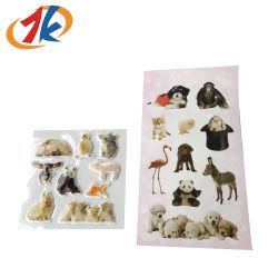 Les articles promotionnels drôle Stickers Animal jouet pour enfants