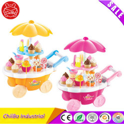DIY pretender jugar Ice Cream Coche de juguete