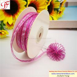Hot Sale/OEM personnalisée en nylon pour le métier de ruban Pull irisées/don/décoration//xmas/Emballage d'enrubannage